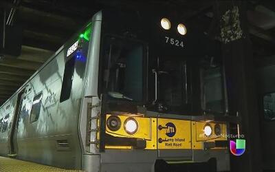 Una huelga amenaza con paralizar el servicio de trenes en Long Island
