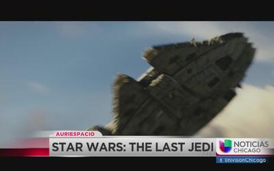¿Ya viste el tráiler de la nueva película de Star Wars?