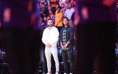 Giovani dos Santos Romain Alessandrini  Galaxy Lakers