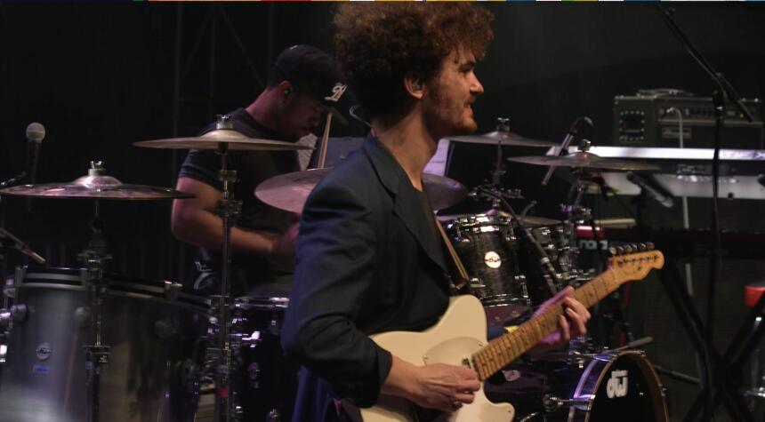 Fotos: Así se vivió el primer concierto de Residente como solista Screen...