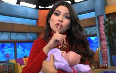 En Exclusiva: Ana Patricia ya esta ensayando para ser mamá