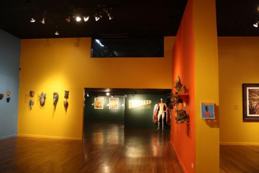 Es una exposición fascinante.  Fotos: También en Mexic-Arte: la lucha li...