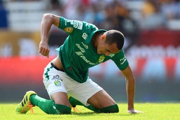 El bicampeón León son de las sorpresas negativas en el torneo, el conjun...