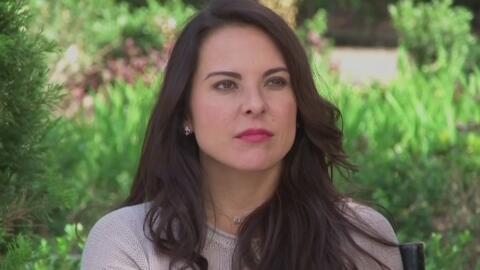 Kate del Castillo ya puede viajar a México sin temor a ser detenida