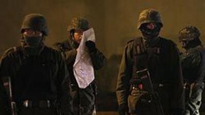 Muerte de niños pone a prueba credibilidad del Ejército mexicano 408172c...