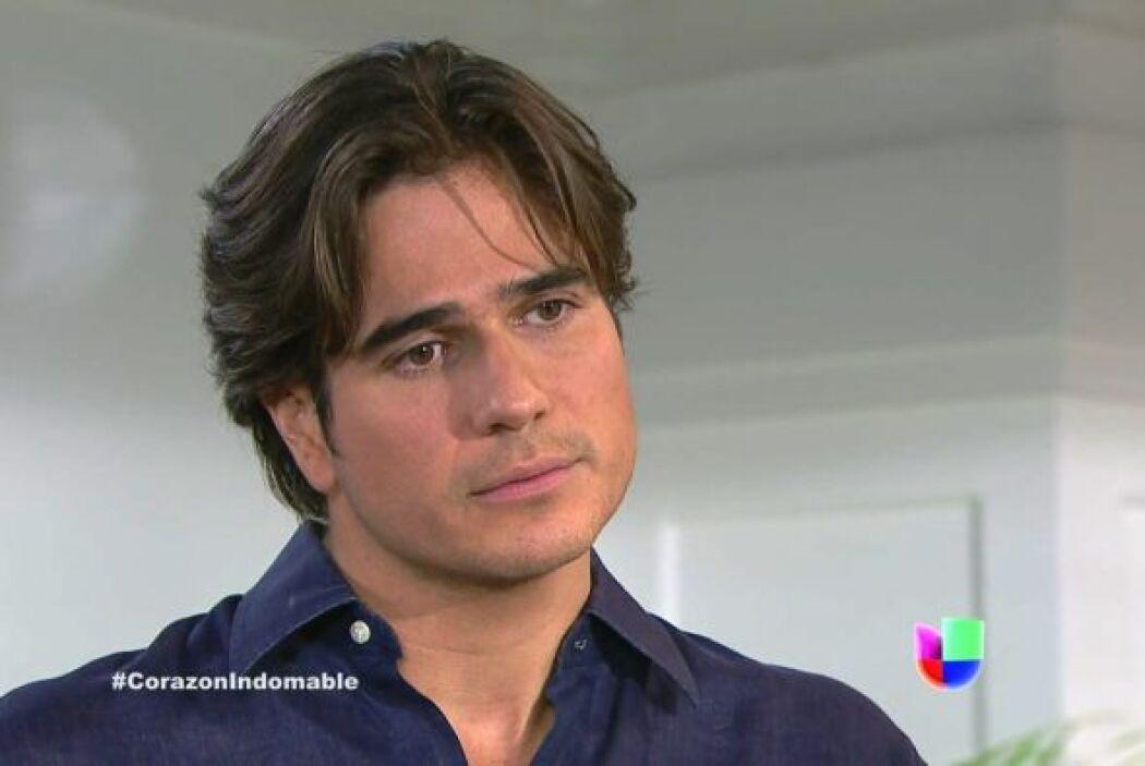 Octavio le informó a María Alejandra que su boda con Doris estaba muy ce...