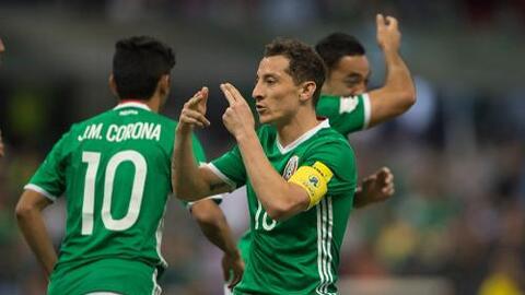 Calificamos a México contra Canadá