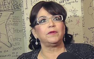 Doña Rosa, madre de Jenni Rivera, fue criticada por cantar y hasta la ll...