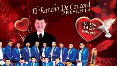 Llegan al Rancho de Concord German Lizarraga y Sus Estrellas de Sinaloa...