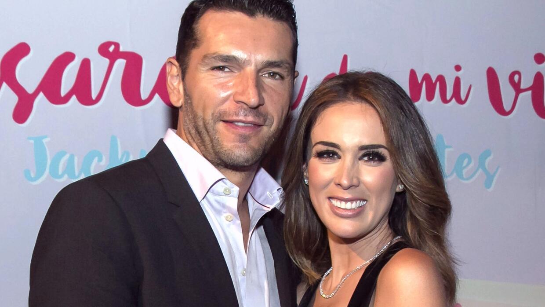 Martín Fuentes respeta el pasado de su esposa Jacky Brancamontes