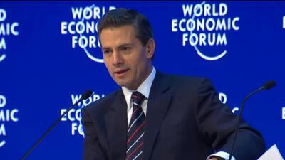 """Peña Nieto asegura que trabajan para acelerar extradición de """"El Chapo"""""""