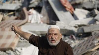 La cifra total de palestinos muertos supera los 500, mientras que las ba...