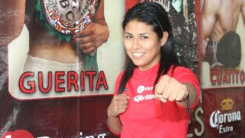 Arely Muciño entrenó en las alturas de Monterrey (Foto: Hg Boxing)
