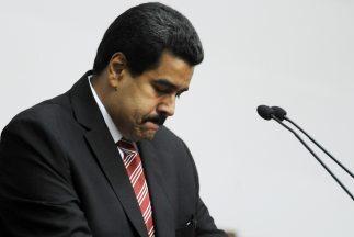Nicolás Maduro ordenó el arresto del estadounidense.