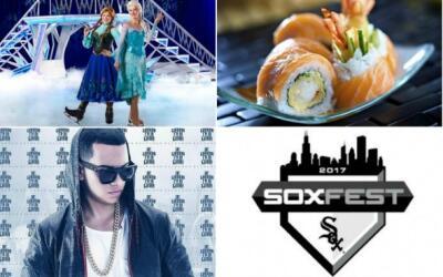Eventos del fin de semana en Chicago