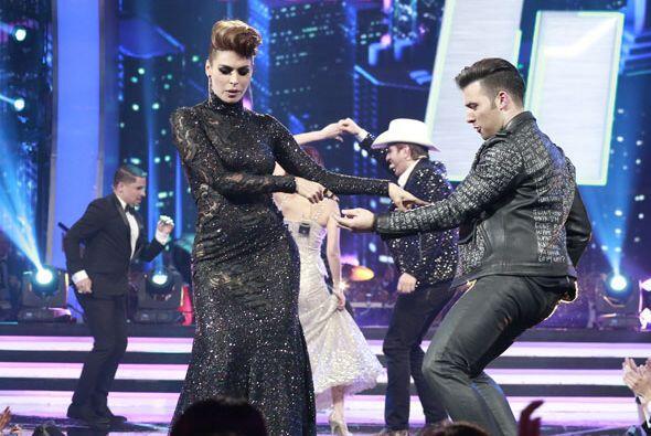 En Va Por Ti ya habían bailado todos juntos antes, ¿recuerdas?