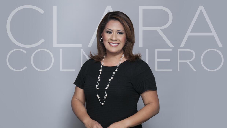 Clara Colmenero, Presentadora y Video Periodista