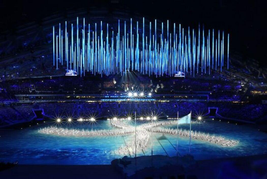 La única mancha deportiva para el país anfitrión fue el hockey sobre hielo.
