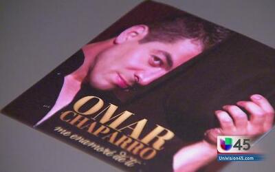Omar Chaparro tiene nuevo disco