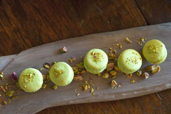 Cuadros de pistacho y arándano: Un postre sencillo que puedes preparar e...
