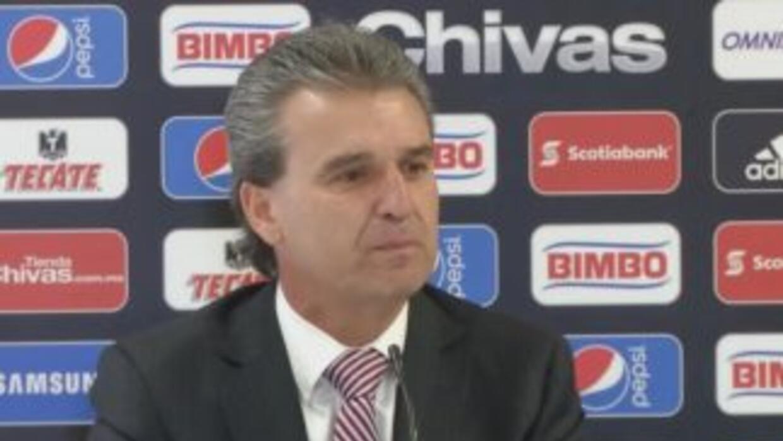 Nestor De La Torre: 'Regreso para dedicarme al 100% a Chivas'