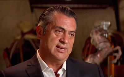 Un bronco en la cantina: entrevista con el gobernador de Nuevo León