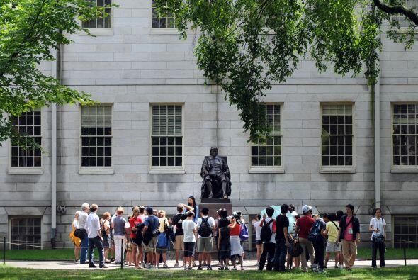 Puesto 2: Harvard University Fundada en 1636, Harvard es la univ...