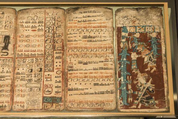 Además de los kin, los mayas habían creado dos sistemas calendáricos, in...