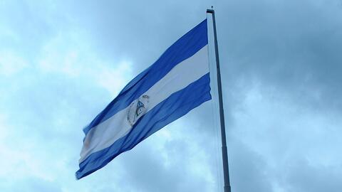 Miembros de la Comisión Permanente de Derechos Humanos de Nicaragua habl...