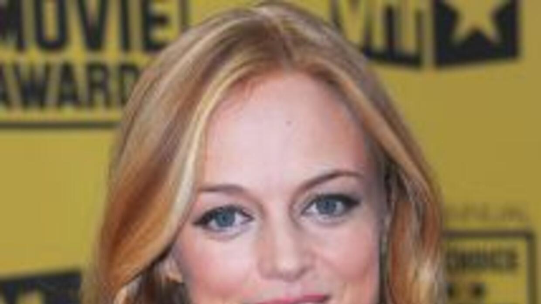 La actriz Heather Graham es uno de los rostros más conocidos de la telev...
