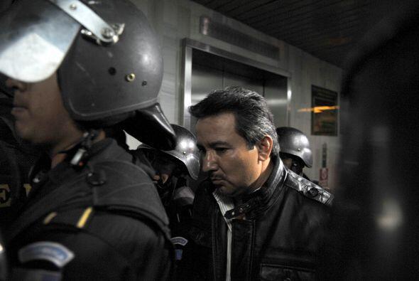 """Apenas fue capturado Juan Ortiz """"Chamalé"""" en la ciudad de Quetzal..."""