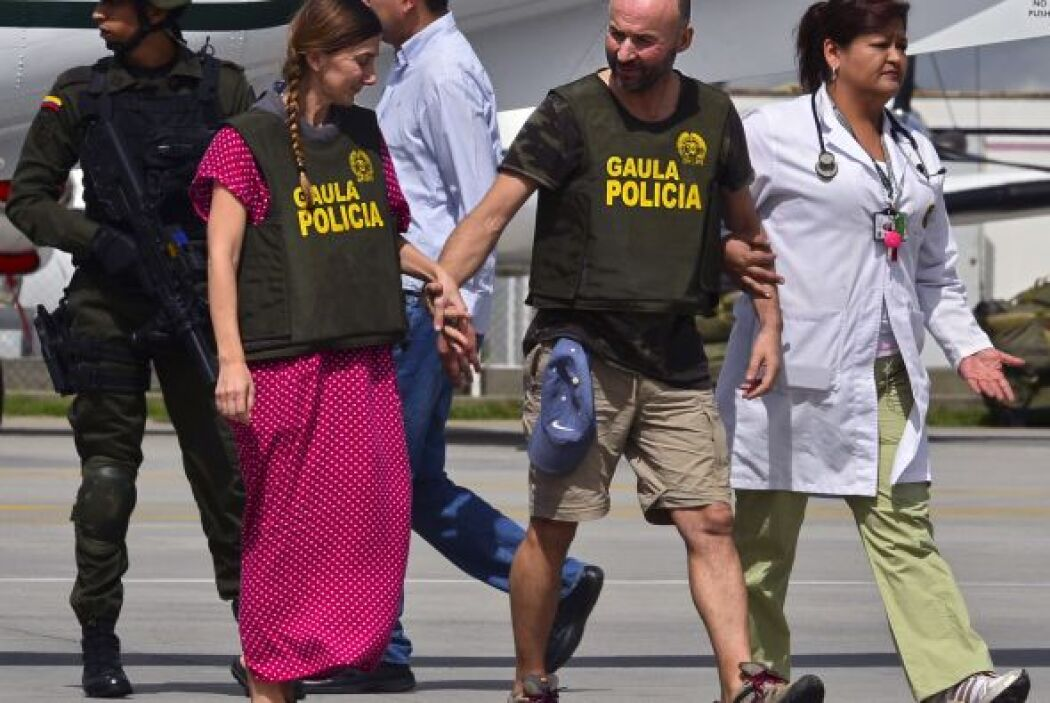 Fue la familia de María Concepción la que informó a las autoridades en E...