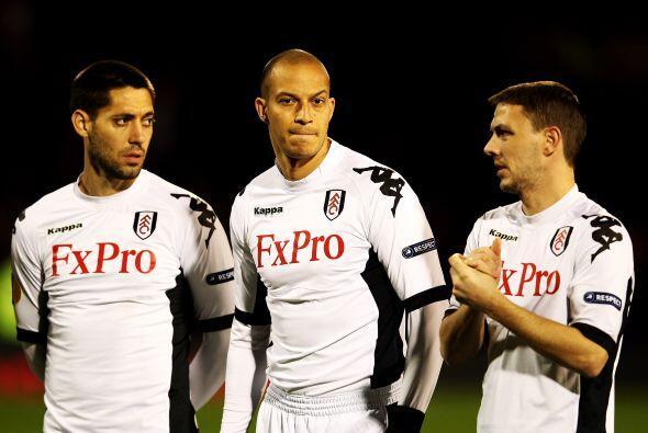 El Fulham se jugaba sus opciones de avanzar ante el Odense.