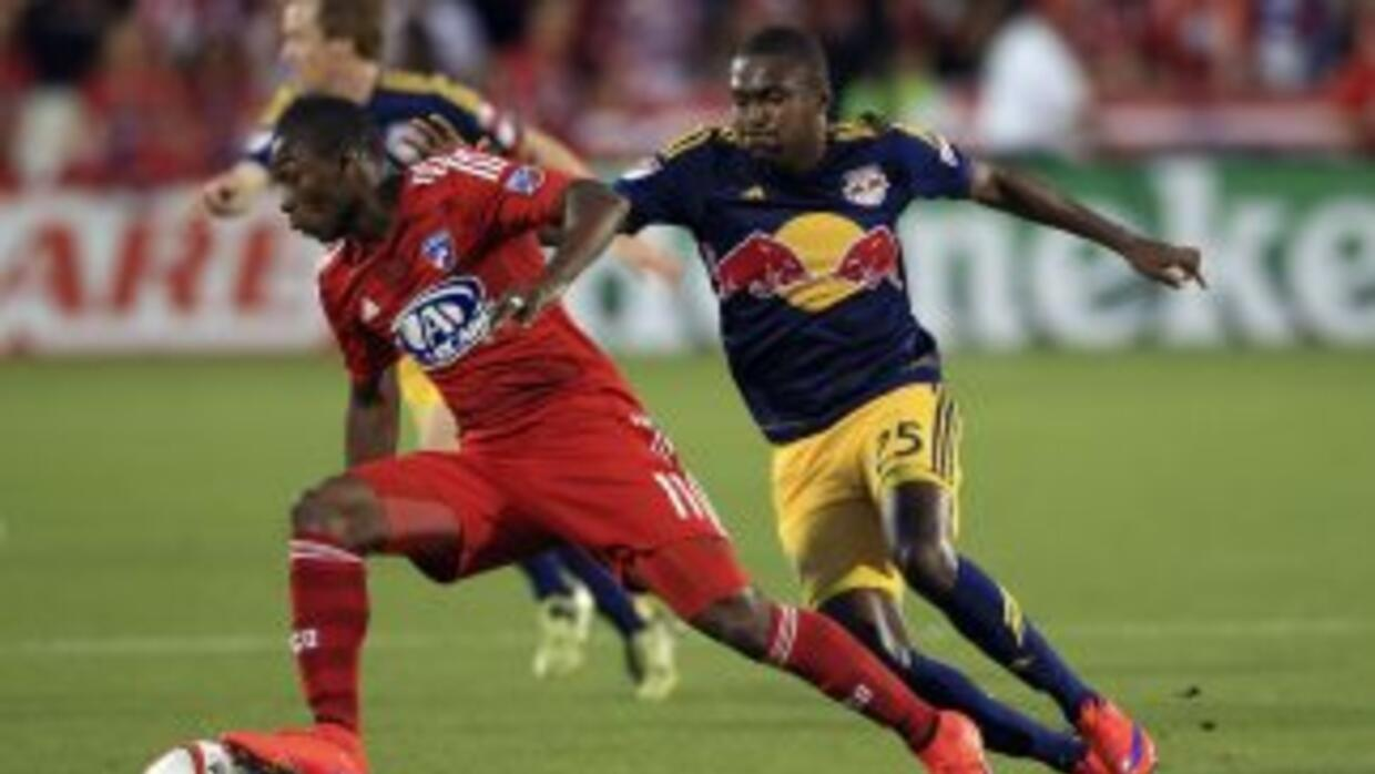 FC Dallas empató sin goles contra los New York Red Bulls