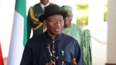 """El presidente nigeriano ha ordenado una ofensiva militar """"a gran escala""""..."""