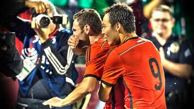 México le ganó 1-0 a Bolivia con anotación de Miguel Layún