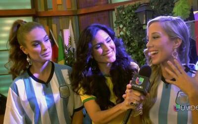 Acabó el Mundial, pero las Mamarrinas Futboleras siguen