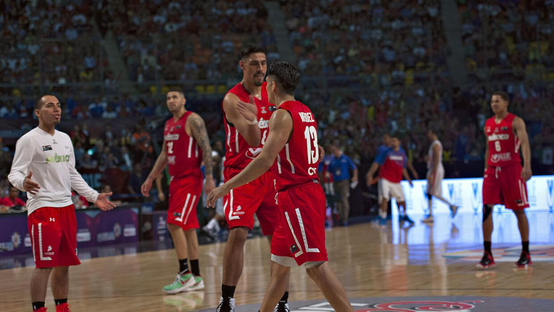 La selección mexicana de basquetbol venció a República Dominicana