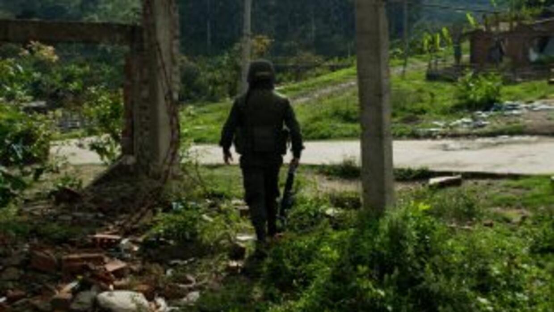 Las autoridades colombianas frustraron un plan de las FARC para atentar...