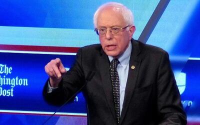 Sanders actuará ante el cambio climático a pesar de no contar con el apo...