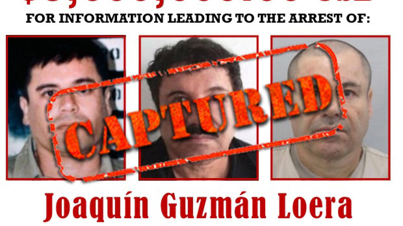 """Washington felicita a México por captura de """"El Chapo"""" dea.jpg"""