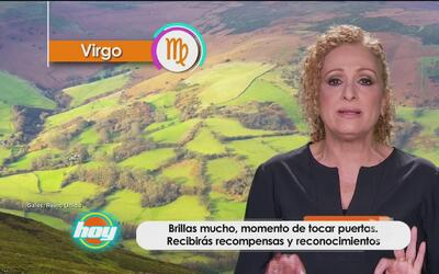 Mizada Virgo 27 de octubre de 2016