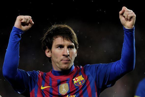 Sin dudas, el mejor jugador del mundo es para aplaudir.