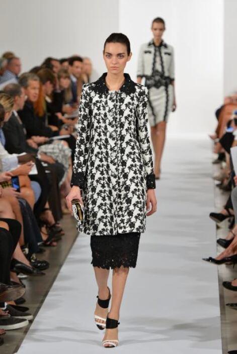 'Glamour' fue la palabra que mejor describió a esta Semana de la Moda de...