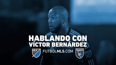 Hablando con Víctor Bernárdez