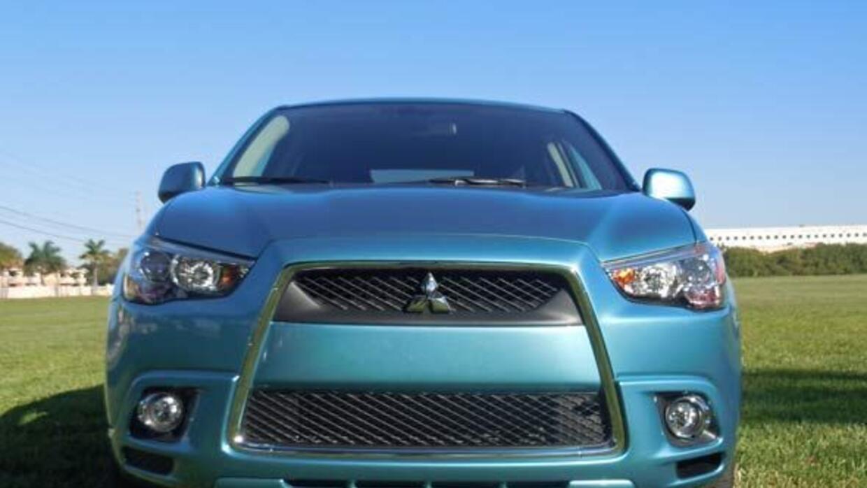 La Mitsubishi Outlander Sport es la versión 'baby' de la SUV Outlander.