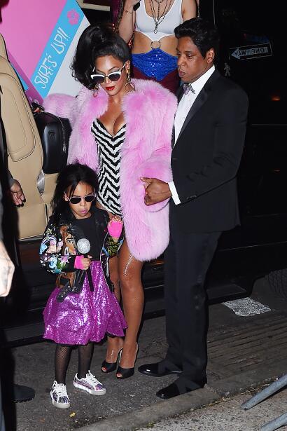 Los famosos adoran vestir a sus pequeños con divertidos disfraces.