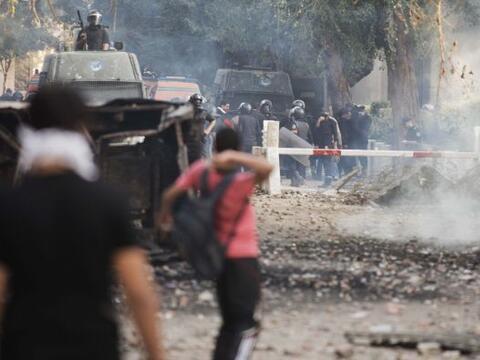 Más de 500 personas han sido detenidas por las fuerzas de segurid...
