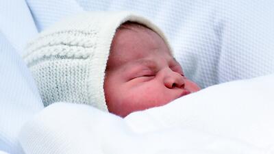 La Princesa de Cambridge se llama Charlotte Elizabeth Diana