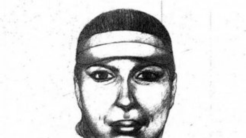 Autoridades de Chihuahua hicieron un retrato hablado de la presunta ases...
